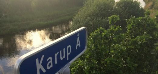 Karup Å Kanotur