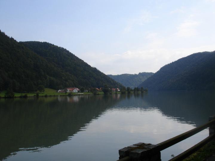Cykeltur langs Donau - Alle Ud