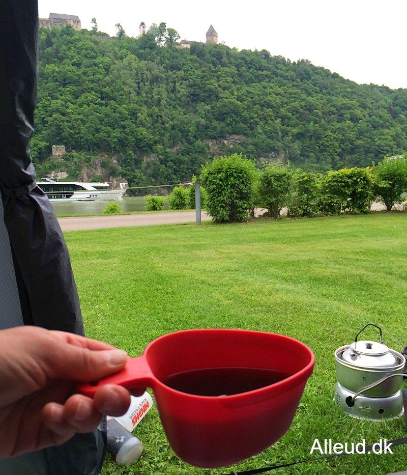 Gratis mugg til alle der deltager på Go Nature. Så kan I nyde en kop kaffe, en varm suppe eller en kop kakao ude næste gang I tager på tur
