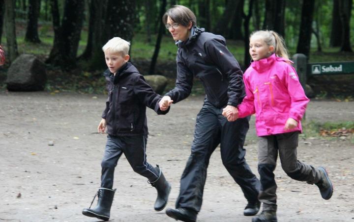 Go Nature Alle Ud Vi møder nye familier