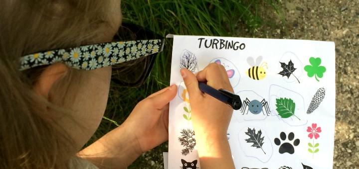 Turbingo nem og sjov aktivitet til skovtur