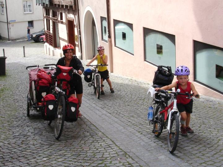 Cykeltur Donau Ulm - Alle Ud