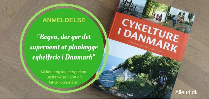 Cykelture i Danmark Cykelferie Cykelruter