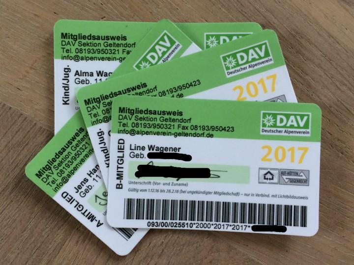 Deutscher Alpenverein DAV Alpeforbund