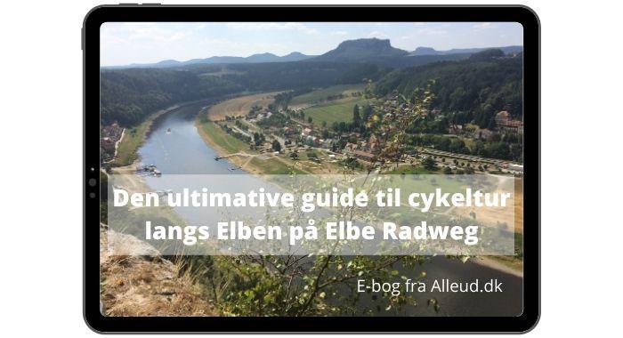 Elben cykelferie cykeltur elbe radweg guide