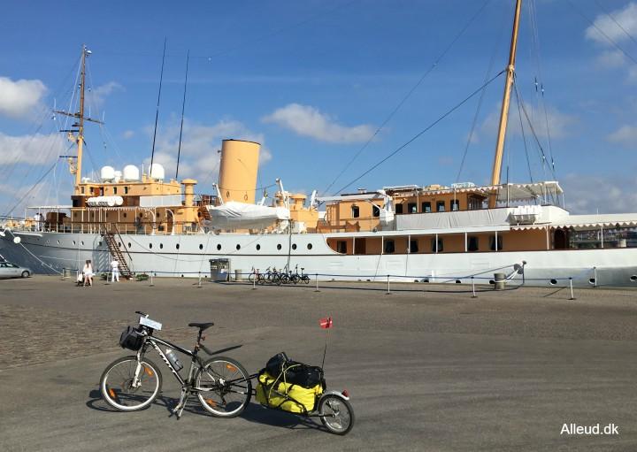 Sønderborg Sønderjylland Østersøruten Nationalrute 8 cykeltur cykelferie familie