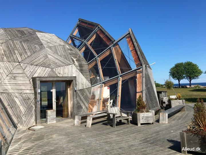 Allinge Bornholm Folkemødet Domen