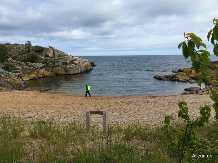 Kyststi Østersøen Bornholm Listed