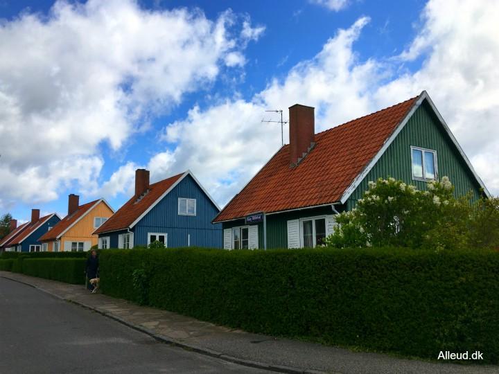 Nexoe Bornholm Svenskerhuse