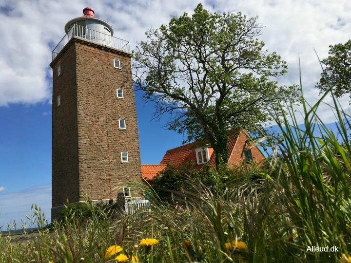 Svaneke Fyr Bornholm