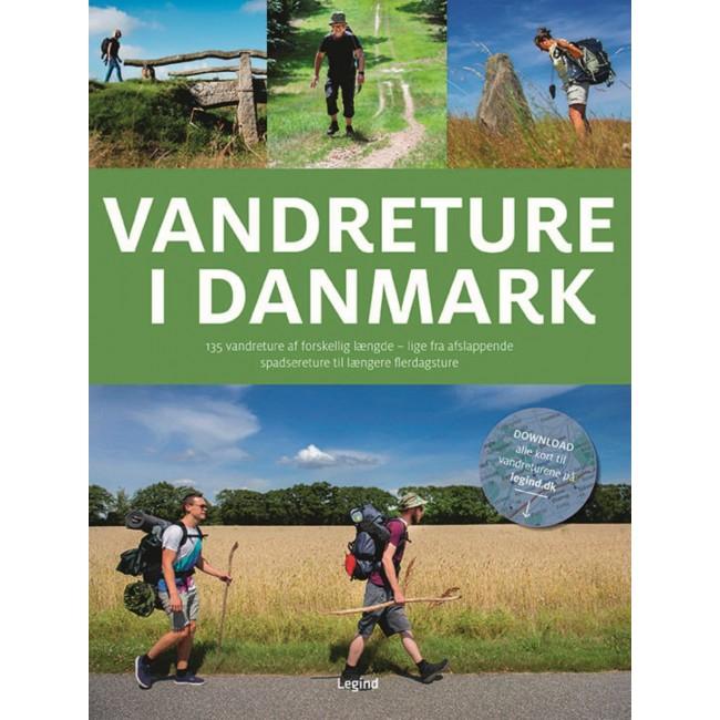 Bogen Vandreture i Danmark