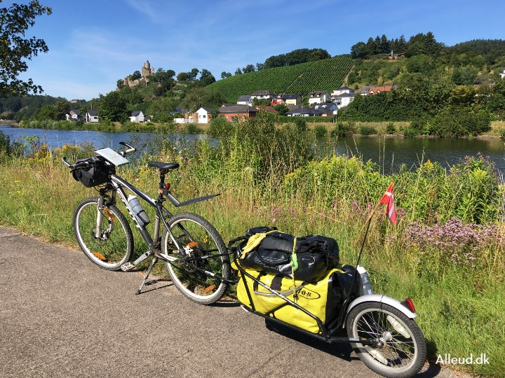 Cykelferie cykeltur Tyskland Outdoor