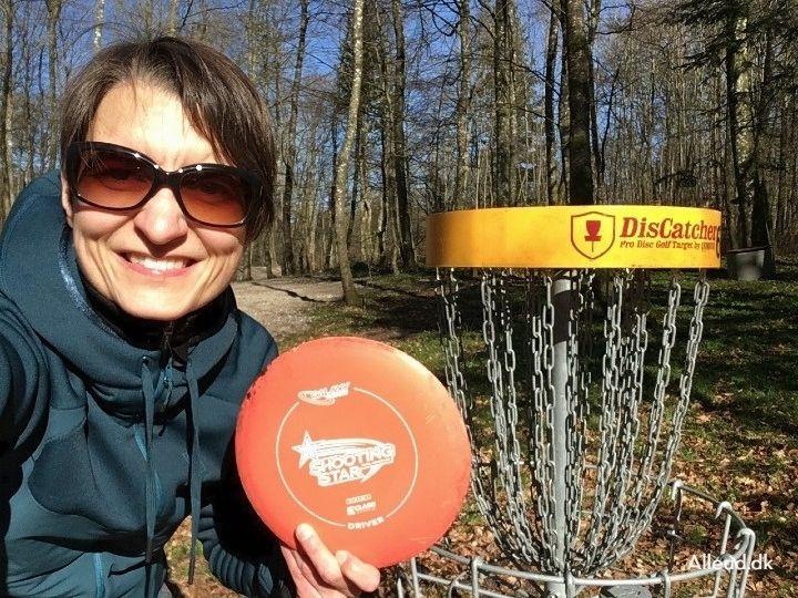 Outdoor outdooroplevelse friluftsliv disc golf