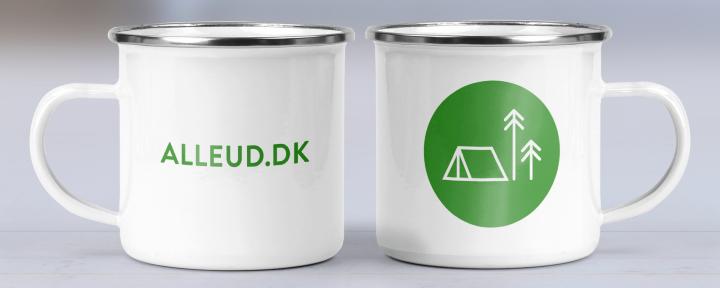 Alleud.dk logo