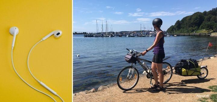 Podcast cykelferie cykeltur danmark