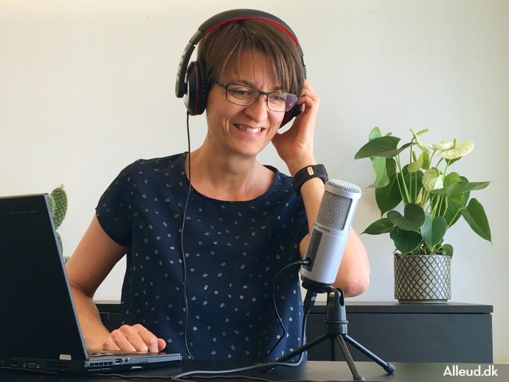 Podcast Line Wagener cykelferie cykeltur danmark